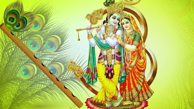 radha krishna couple pic hd