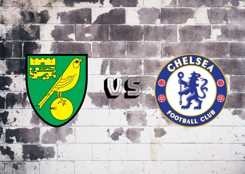 Norwich City vs Chelsea  Resumen