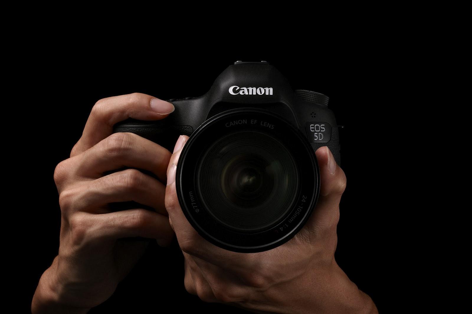 Wallpaper Canon 5d