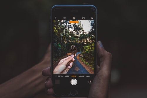 mobile photoshoot ideas