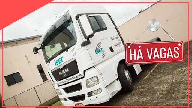 Setcepar - Transporte abre vagas para Motorista Truck e carreteiro