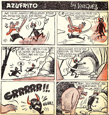 El DDT  contra las penas nº 75 (23 de Octubre de 1952)