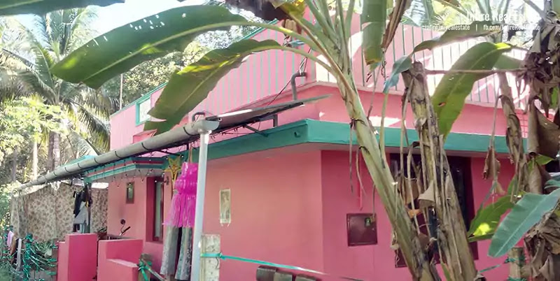 2 BHK House and 12.5 cent land For Sale