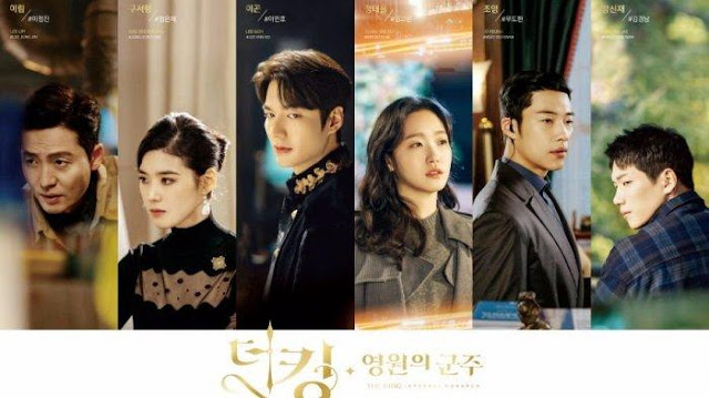 drama korea the king eternal monarch yang lagi viral