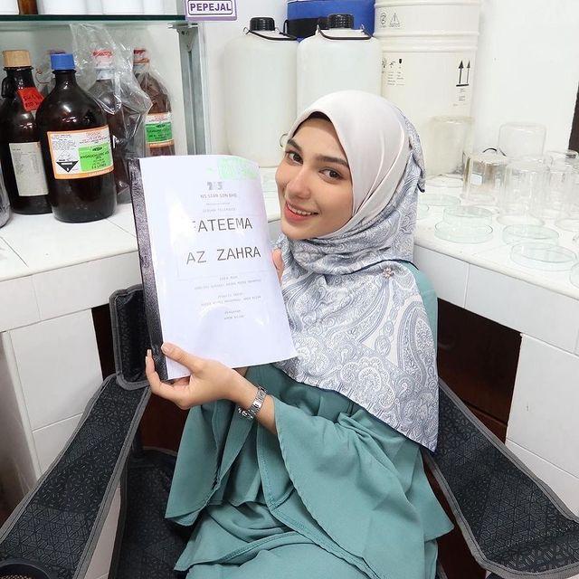 Sinopsis Fateema Az Zahra