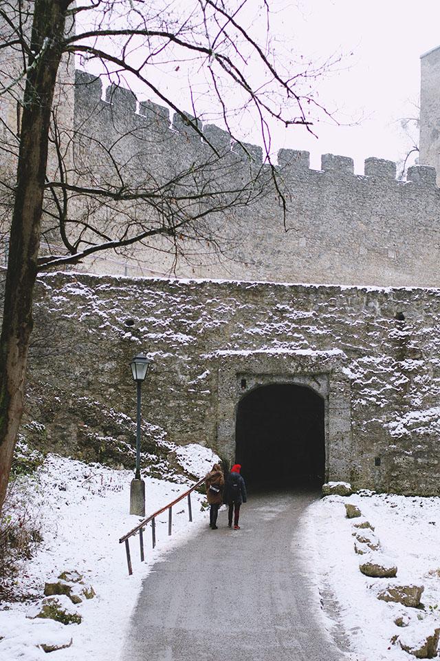 Mönchsberg walk