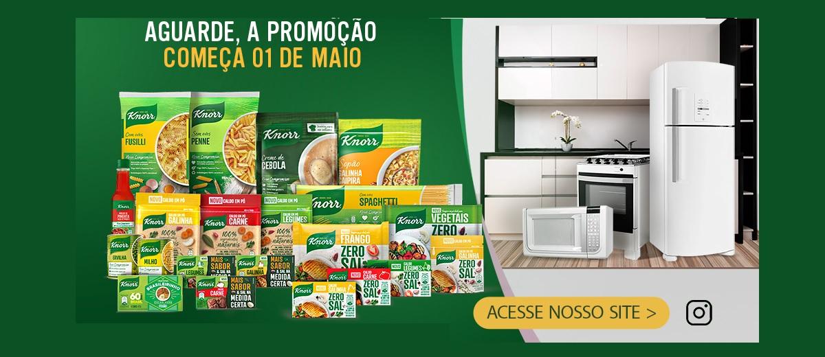 Promoção 60 Anos Knorr Aniversário 2021 Prêmios, Participar