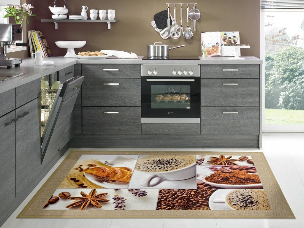 Coffee Rugs For Kitchen