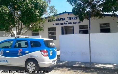 COITÉ: Homem é preso suspeito de abusar sexualmente de cunhada de 7 anos