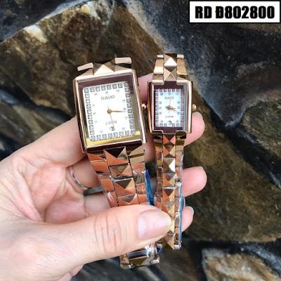 Đồng hồ đeo tay RD Đ802800 quà tặng sinh nhật người yêu ý nghĩa