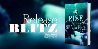 ~NEW RELEASE!~ Rise of the Sea Witch ~ By Stacey Rourke