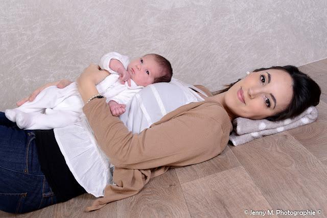 photo maman avec bébé