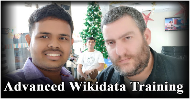 Advanced Wikidata Training