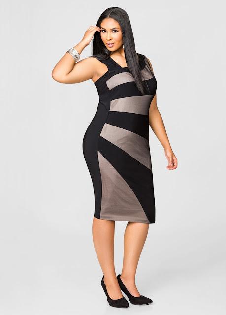 Moda para gorditas - Vestidos