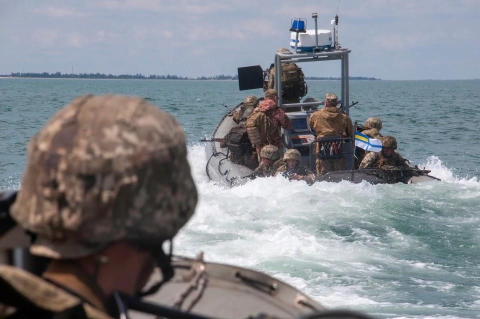 Морську піхоту посадять на швидкісні човни