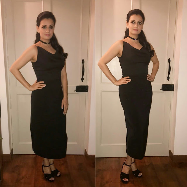 Dia Mirza In Lola By Suman B