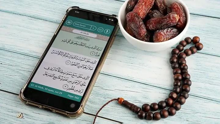 تطبيقات لهاتفك في شهر رمضان