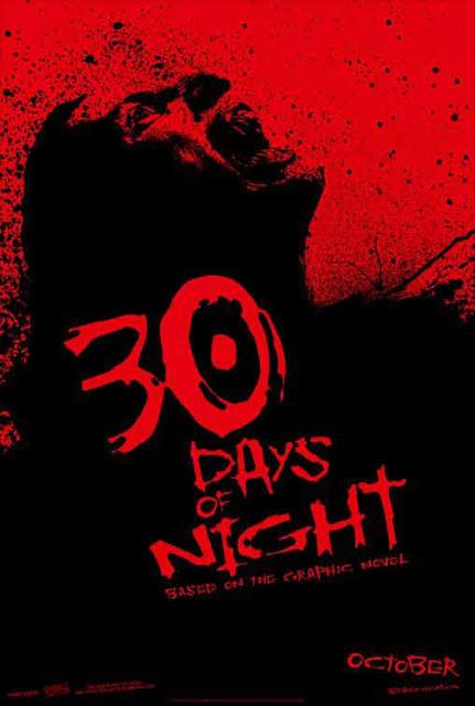أقوى 10 أفلام رعب لن تستطيع إنهاءها.. أفضل أفلام الرعب المخيفة على الإطلاق فيلم الرعب 30Days of Night 2007