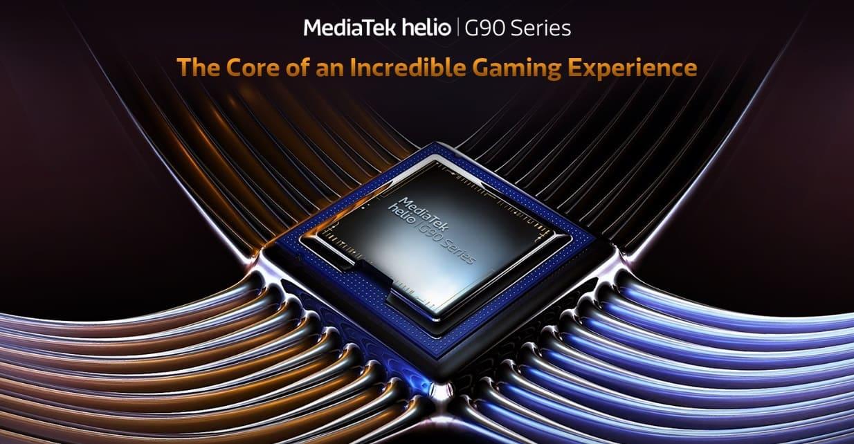 معالج ميديا تك MediaTek Helio G90T