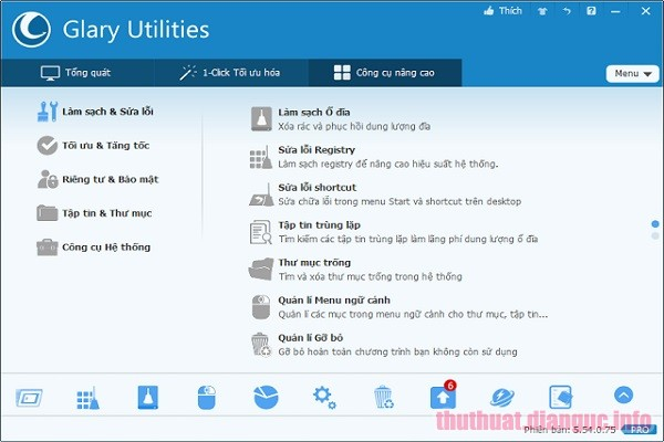 Download Glary Utilities Pro 5.124.0.149 Full Crack