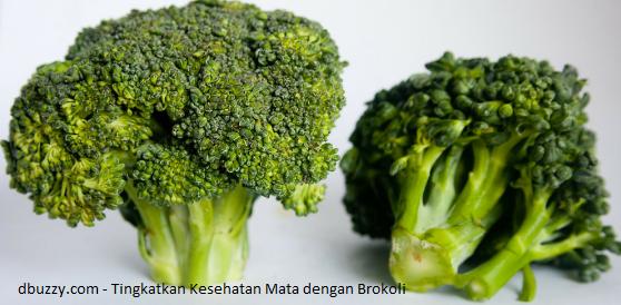 dbuzzy.com - Tingkatkan Kesehatan Mata dengan Makan Brokoli