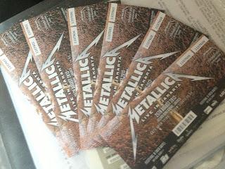 Metallica: Gelora Bung Karno Jakarta 25 Agustus 2013