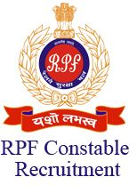 rpf recruitment 2018, Government Jobs