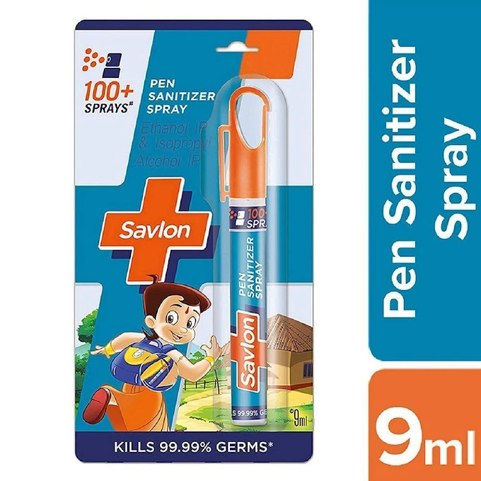Savlon Hand Sanitizer Pen