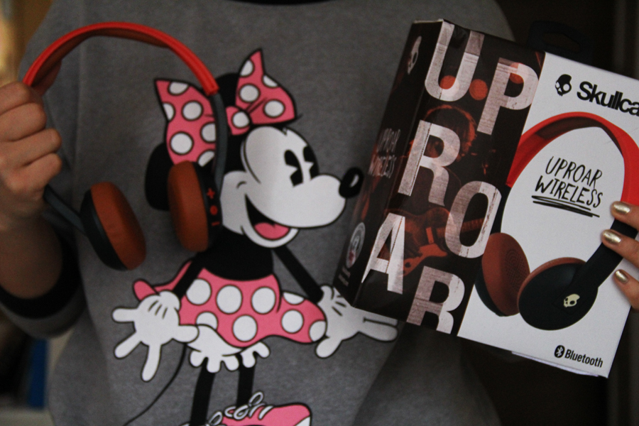 skullcandy uproar wireless headphone sport