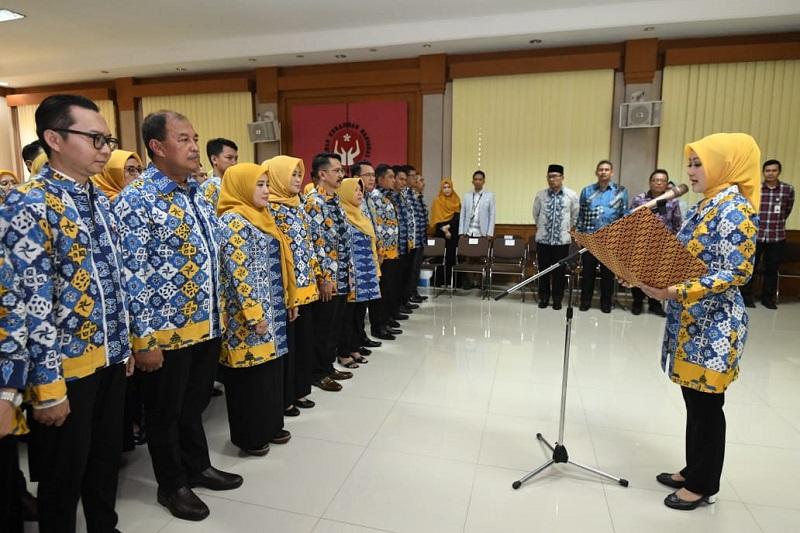 Gubernur Titip Empat Strategi Untuk Dorong Akselerasi Dekranasda Jabar