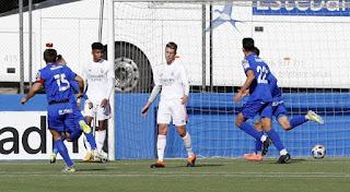Vuelve La Fábrica. Getafe B 1-0 Real Madrid Castilla.