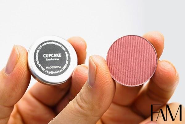 Makeup geek cupcake