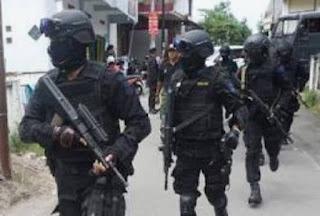 Waduh Teroris Jaringan POSO Ada Papua