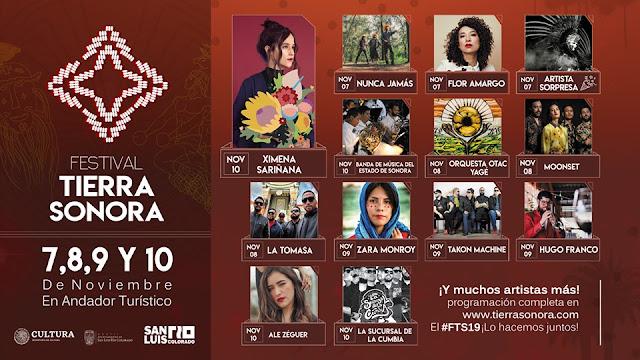 festival tierra sonora 2019