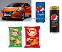"Concorso "" Pepsico regala Nissan"" : vinci 1 Nissan Micra versione N-Sport ( valore €  20.565 )"