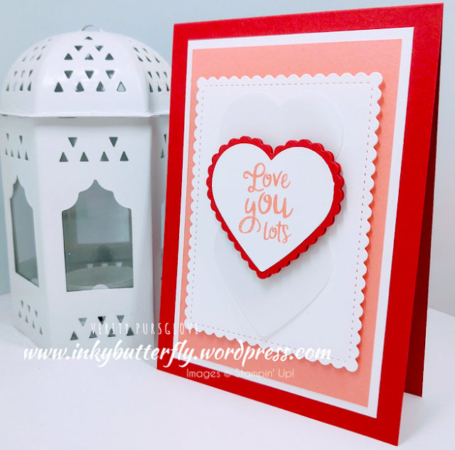 Nigezza Creates with Stampin' Up! & Inkybutterfly & the  Heartfelt Bundle