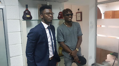 Ycee going places as he bags new Hennessey Endorsement deal
