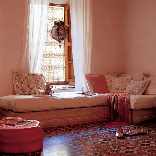 Moon to Moon: Creating Moroccan Style Sitting Rooms....