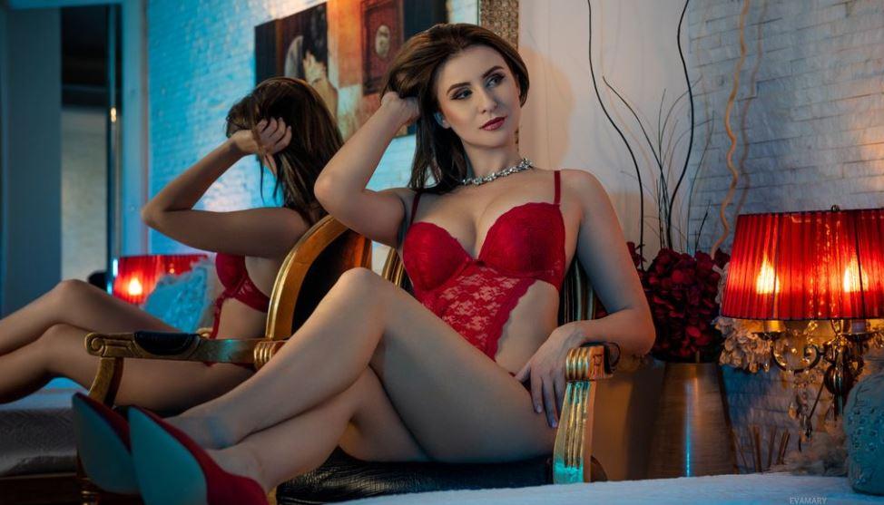EvaMary Model GlamourCams