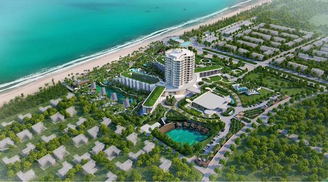 Phối cảnh BIM Group Phú Quốc Marina