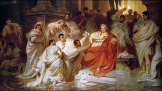 giulio cesare e la politica di roma