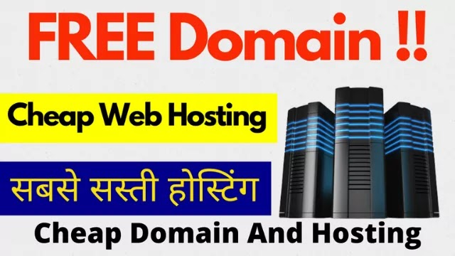 Best Web Hosting For India Websites and free domain