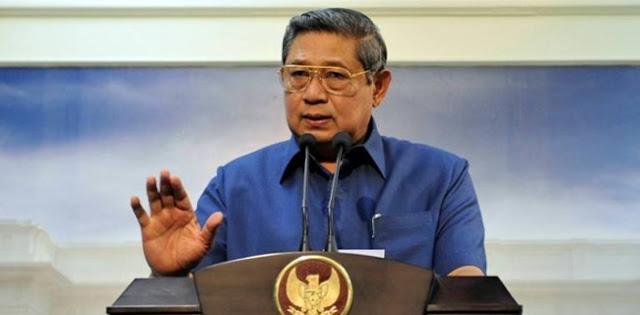 Sebut Moeldoko Tega Dan Berdarah Dingin, SBY Mohon Ampun