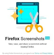 Cara Screenshot Menggunakan Mozila Firefox