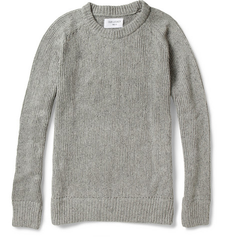 Our Legacy men's sweater