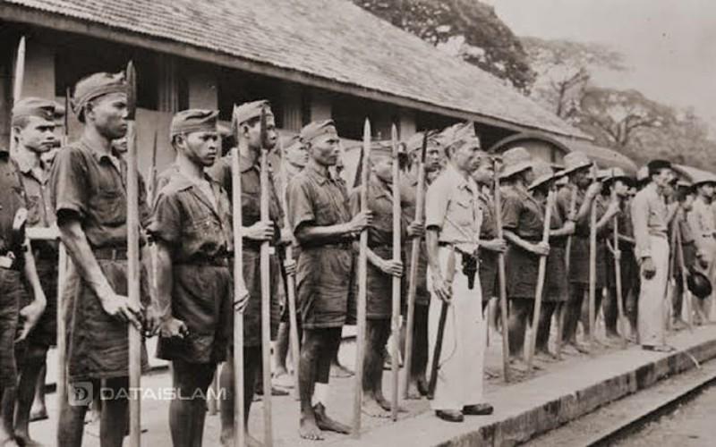 Mengenal Pasukan Bunuh Diri Indonesia dalam Perang Kemerdekaan