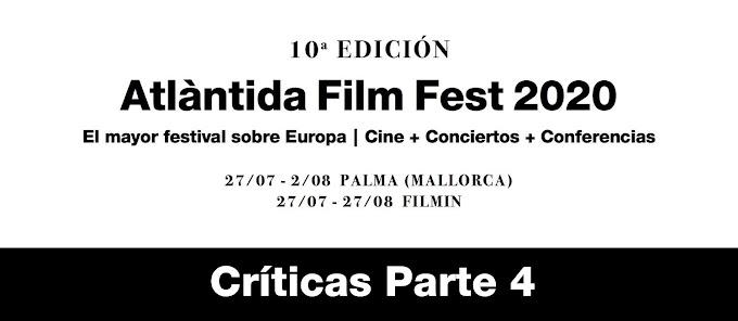 Críticas Atlàntida Film Fest 2020 Parte 4: Ardara, Charter, Last and first men, Banksy Most Wanted, La melodía del silencio, Perfect 10