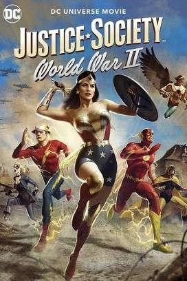 فيلم Justice Society: World War II 2021 مترجم اون لاين
