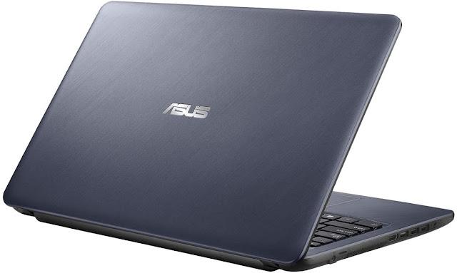 ASUS K543BA-GQ749: portátil low-cost de 15'' con disco SSD y teclado QWERTY en español