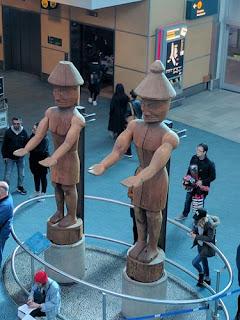 Clayoquot Welcome Figures